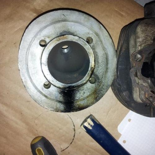 Zylinderkopf